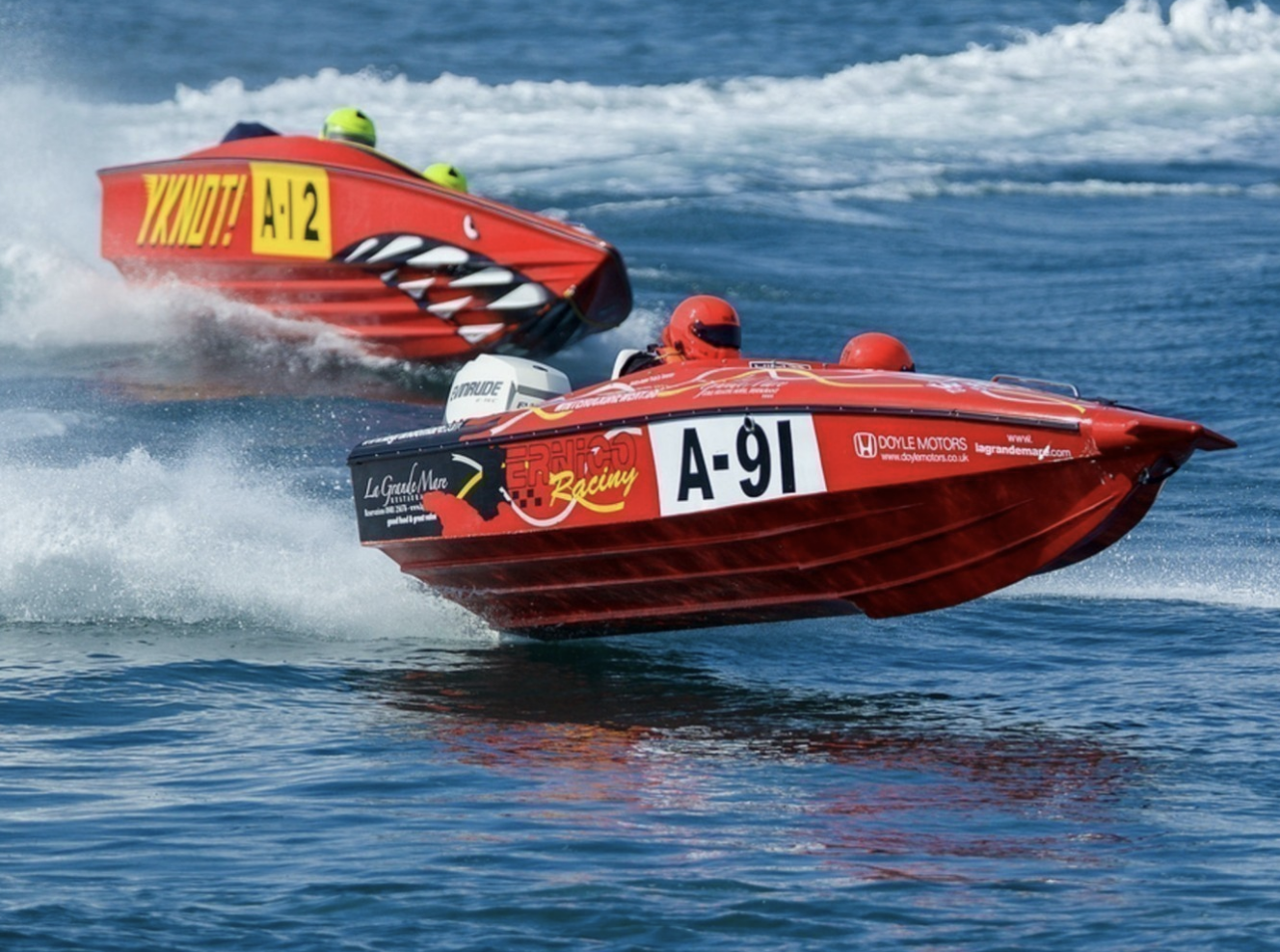 Australia Formula Powerboat GP 2019