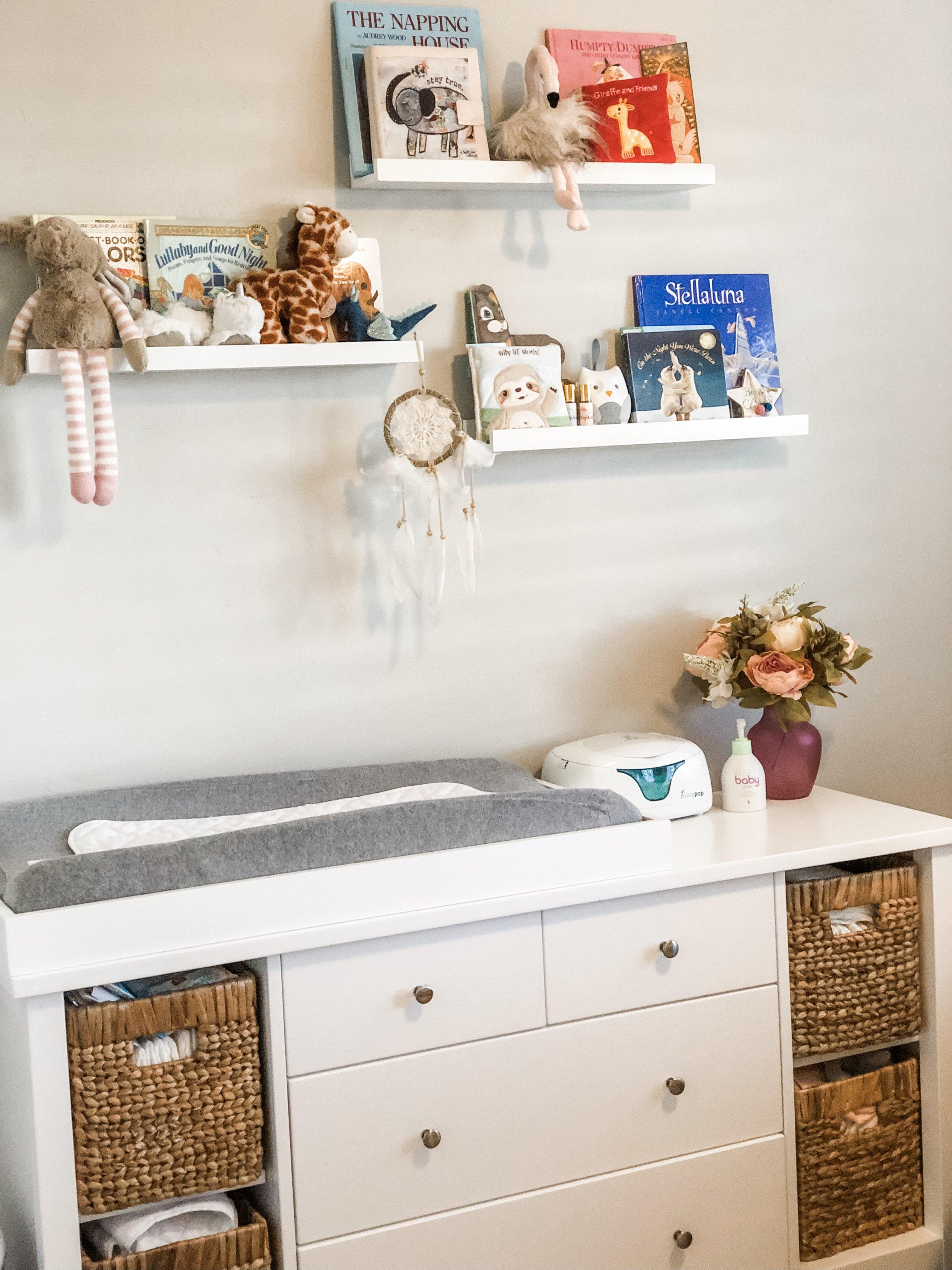 Ellas Nursery Dresser