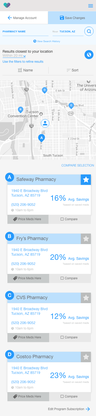 Copy of Pharmacy Search