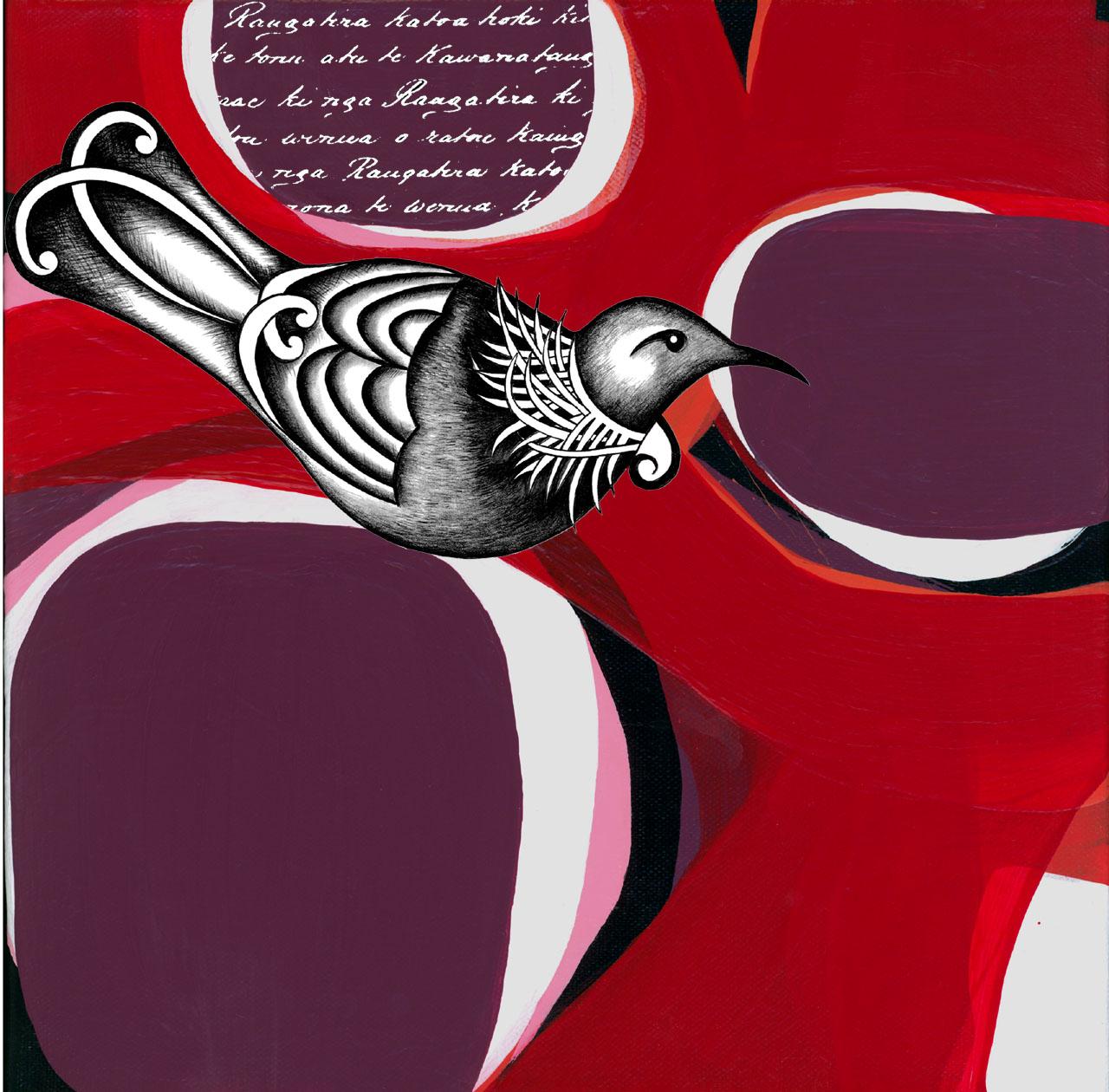 New Zealand Bird Art