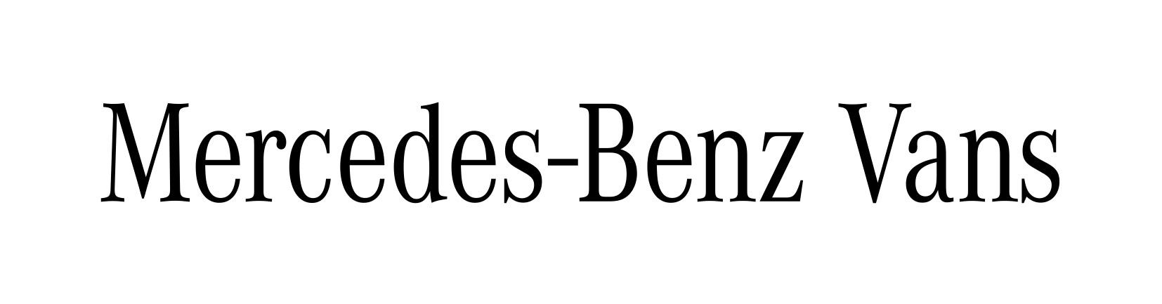 Mercedes-Benz Vans - Sponsorship Logo - POS - 4C.jpg