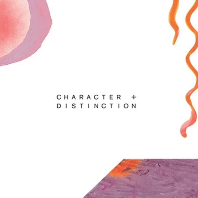 Some snazzy new branding for @ofcharacter_  thanks to @mirandaskoczek + @bff.design - scroll for a surprise / a totally realistic shot of how I look in the office everyday 💅🏻😂