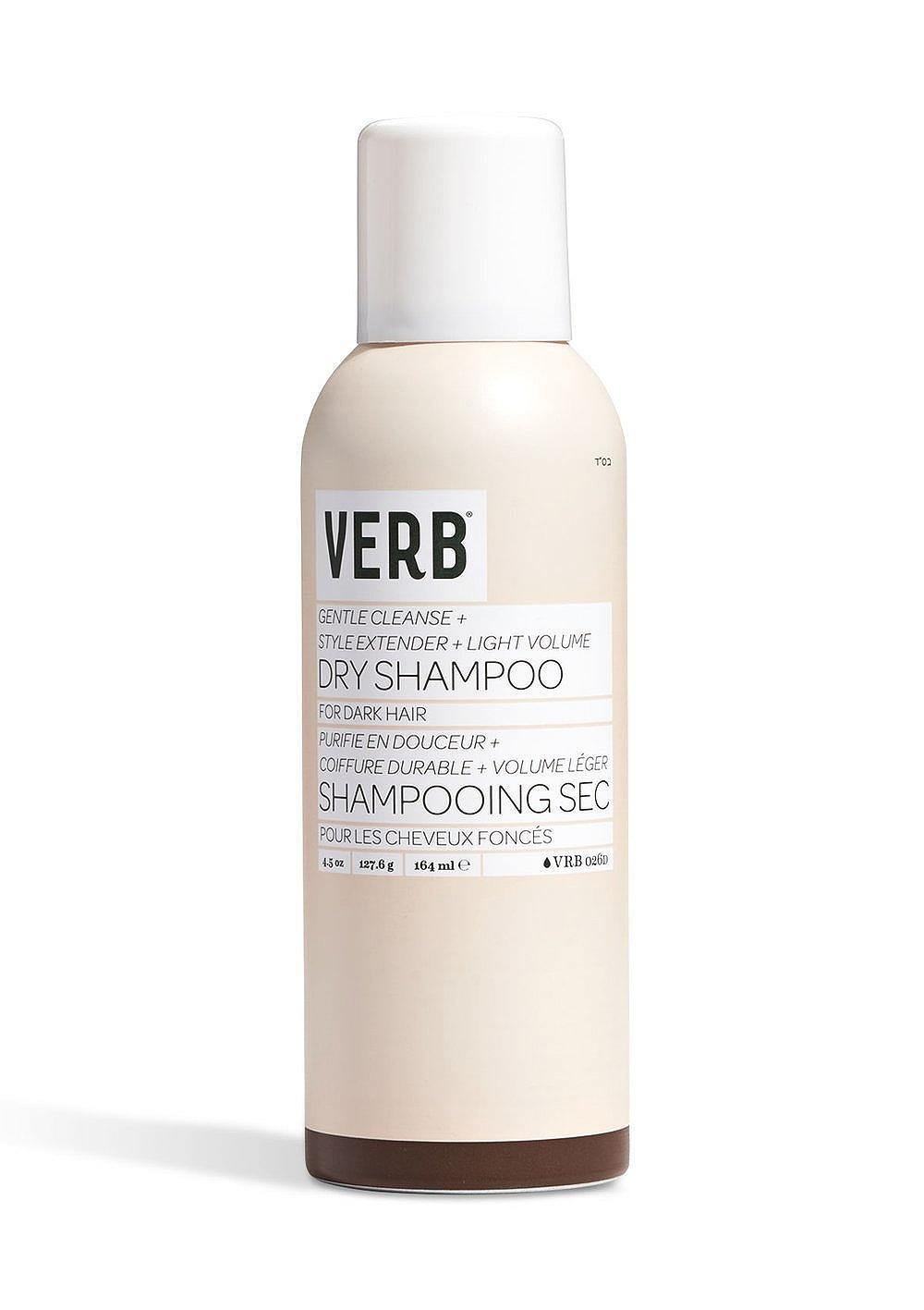 Verb   Dry Shampoo Dark: For Brunettes