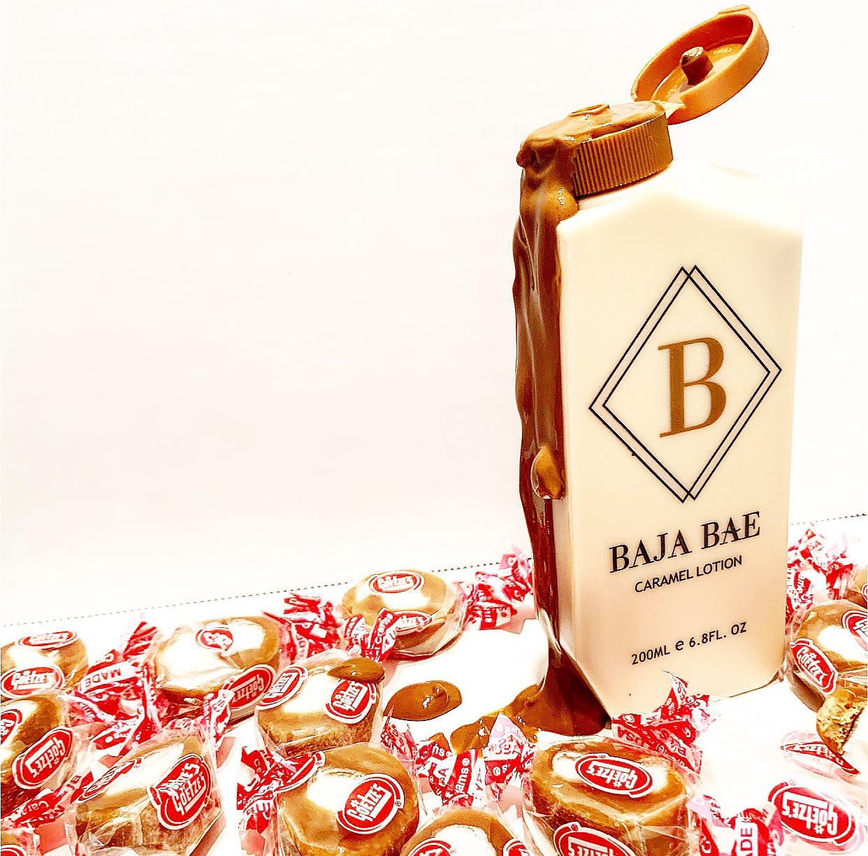 Baja Bae Caramel Lotion