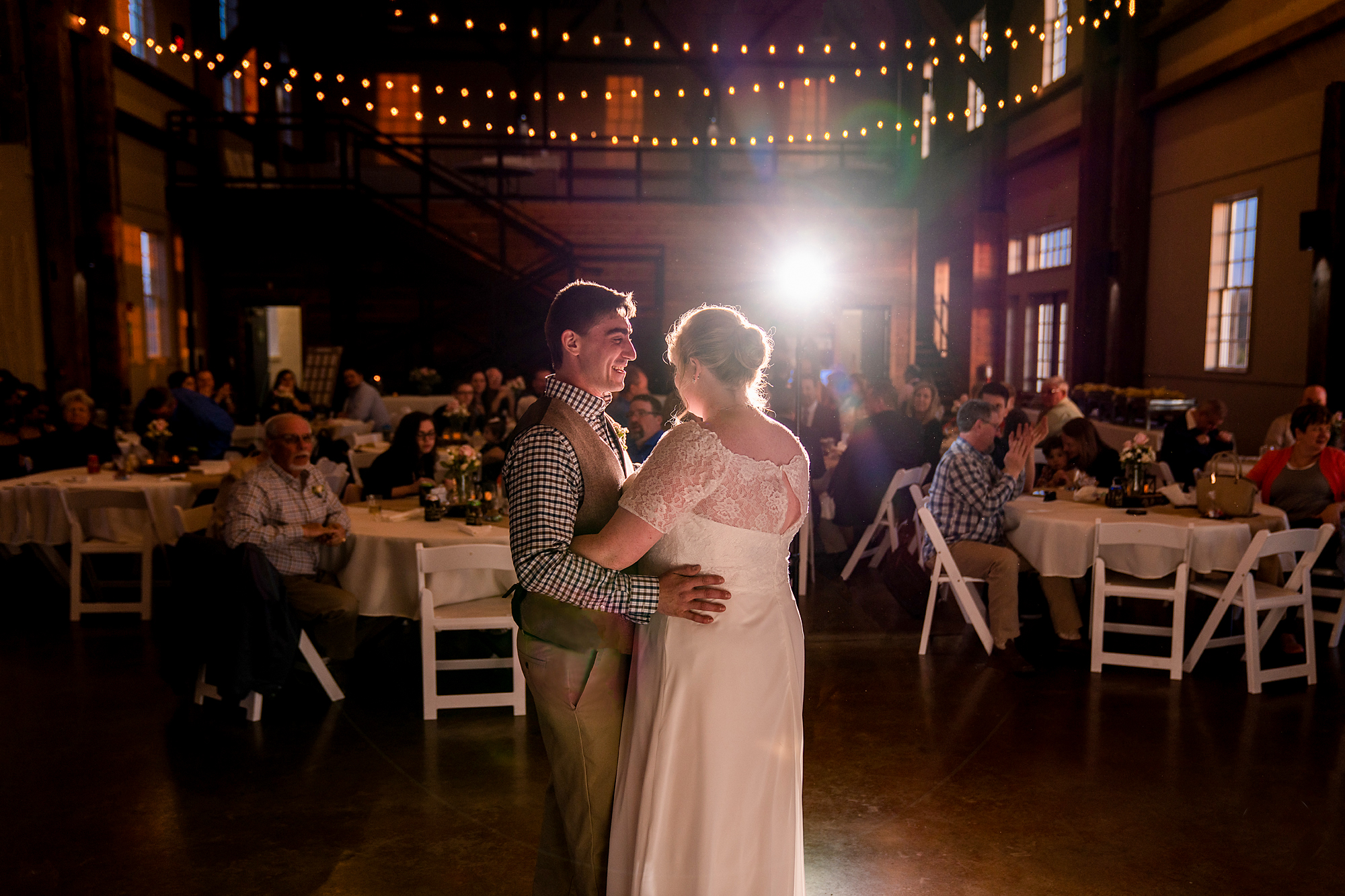 PAIGE + KENNY - MUHLHAUSER BARN
