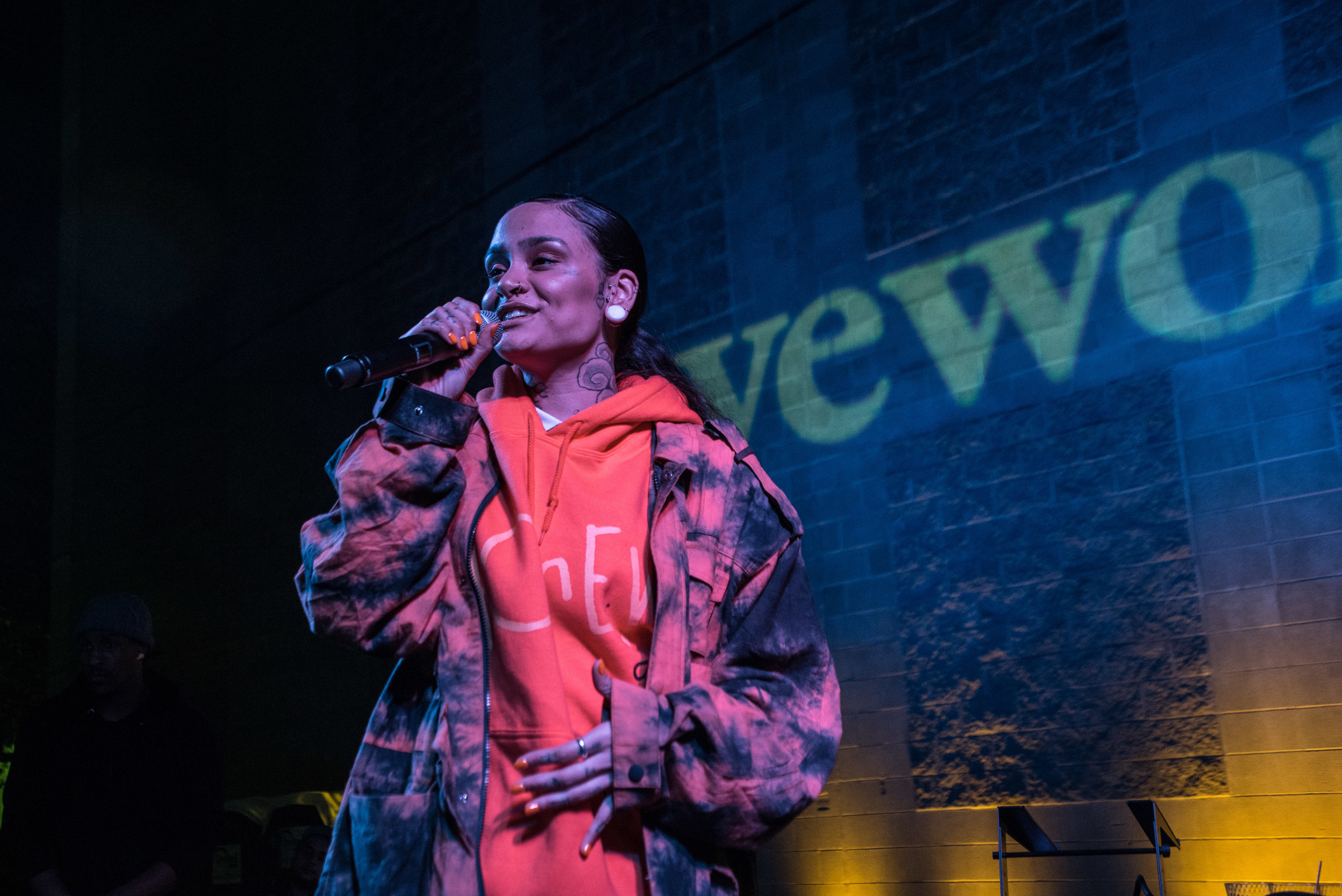 BLOCK PARTY FEATURING KEHLANI | WEWORK
