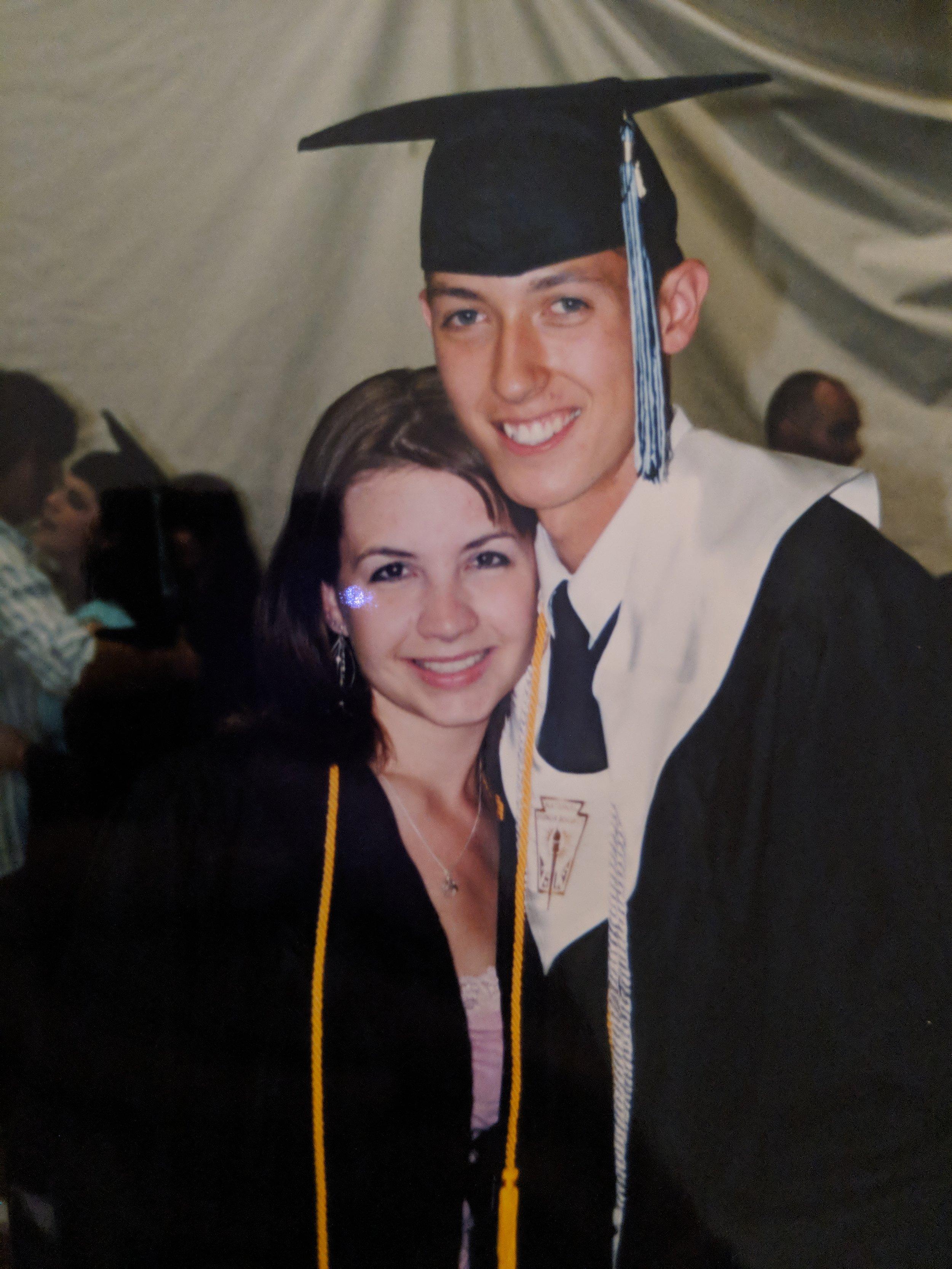 Graduation Day, May 2005