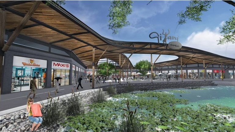 Masingita Mall - Location: Giyani, South AfricaService: Civil and StructuralProject Cost: R 400 000 000.00