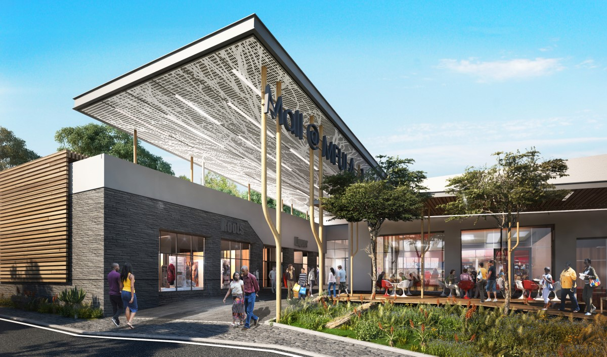 Mall@Mfula - Location: Piet Retief, Mpumalanga South AfricaService: Civil and StructuralProject Cost: R 140 000 000.00