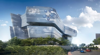 Sasol - Location: Sandton South AfricaService: StructuralProject Cost: R 1 500 000 000.00