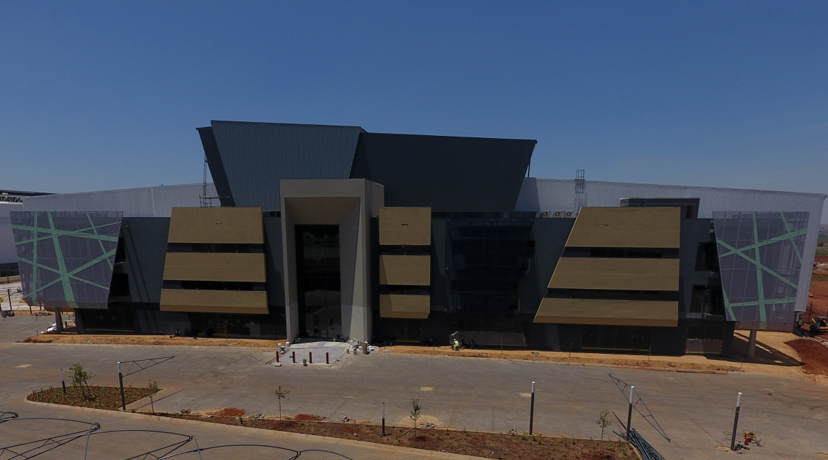 Savino Warehouse   Location: Witfontein South Africa  Service: Civil and Structural  Project Cost: R 83 000 000.00