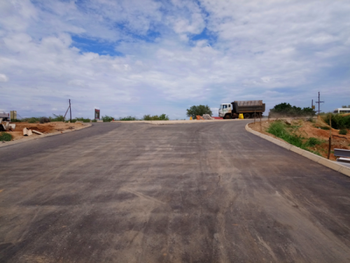 Giyani Road - Location: Giyani, South AfricaService: CivilProject Cost: R 25 000 000.00