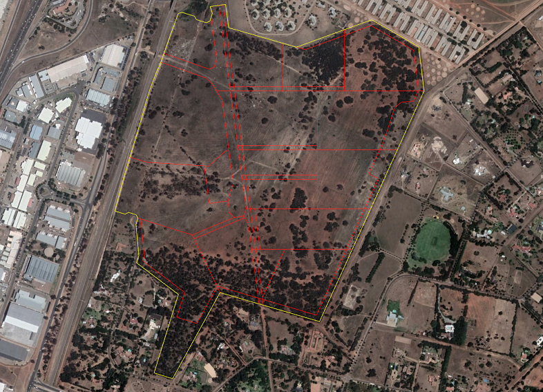 Randjesfontein x 12 - 23   Location: Randjesfontein South Africa  Service: Civil  Project Cost: R 130 000 000.00