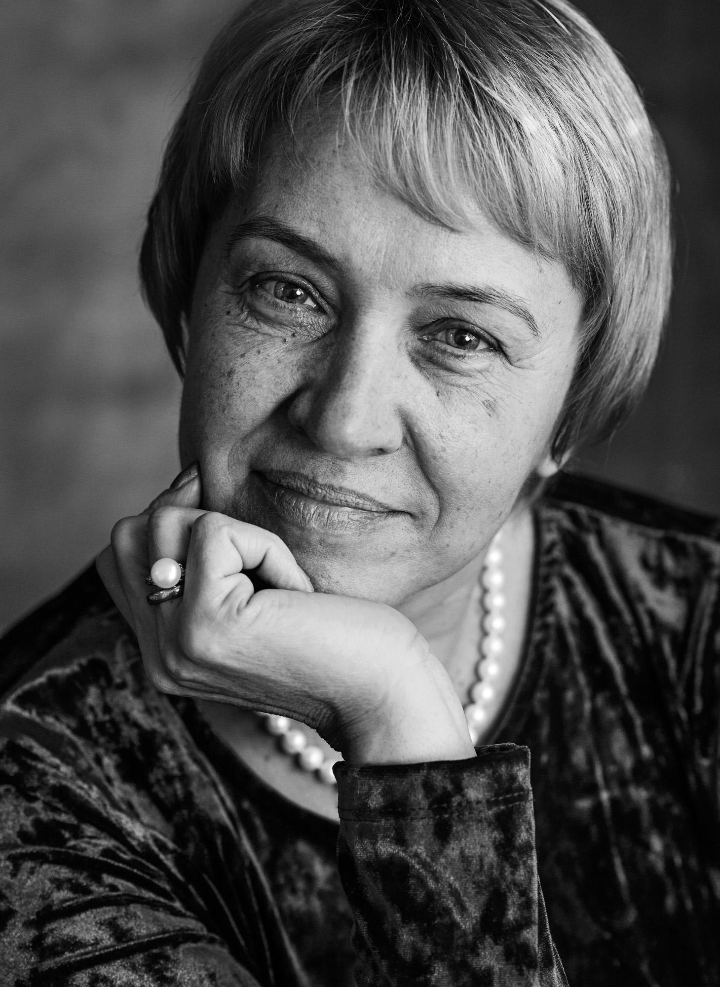 Valė Ščiukienė - Mom.