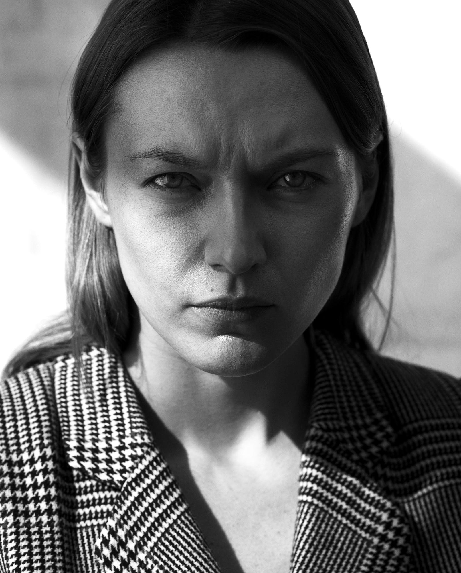 Beata Tiškevič - actress, writer, host at television and radio shows.