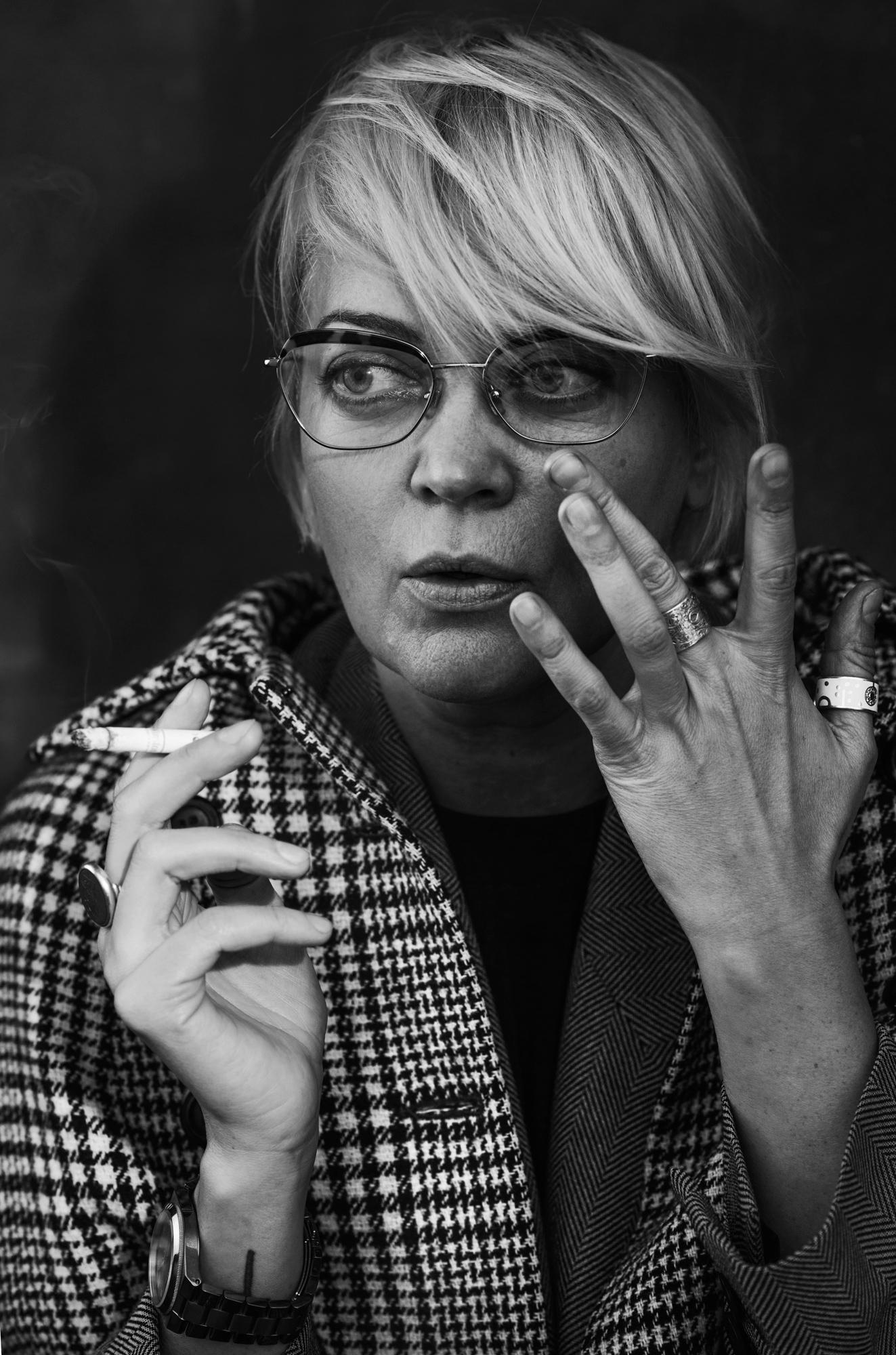 Karina Leontjeva - costume designer.
