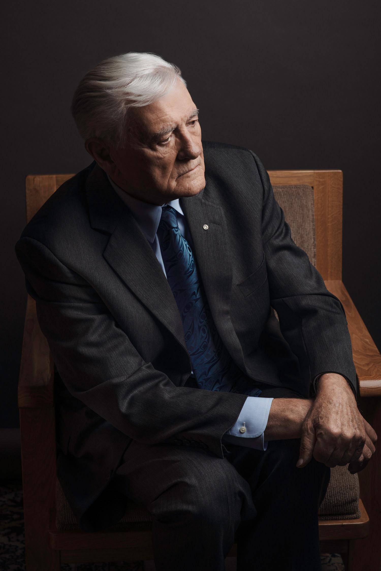 President of Lithuania for VMG magazine -