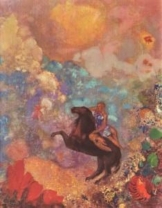 Pegasus- Odilon Redon