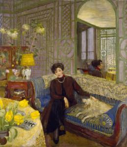 Paris Apartment- Édouard Vuillard