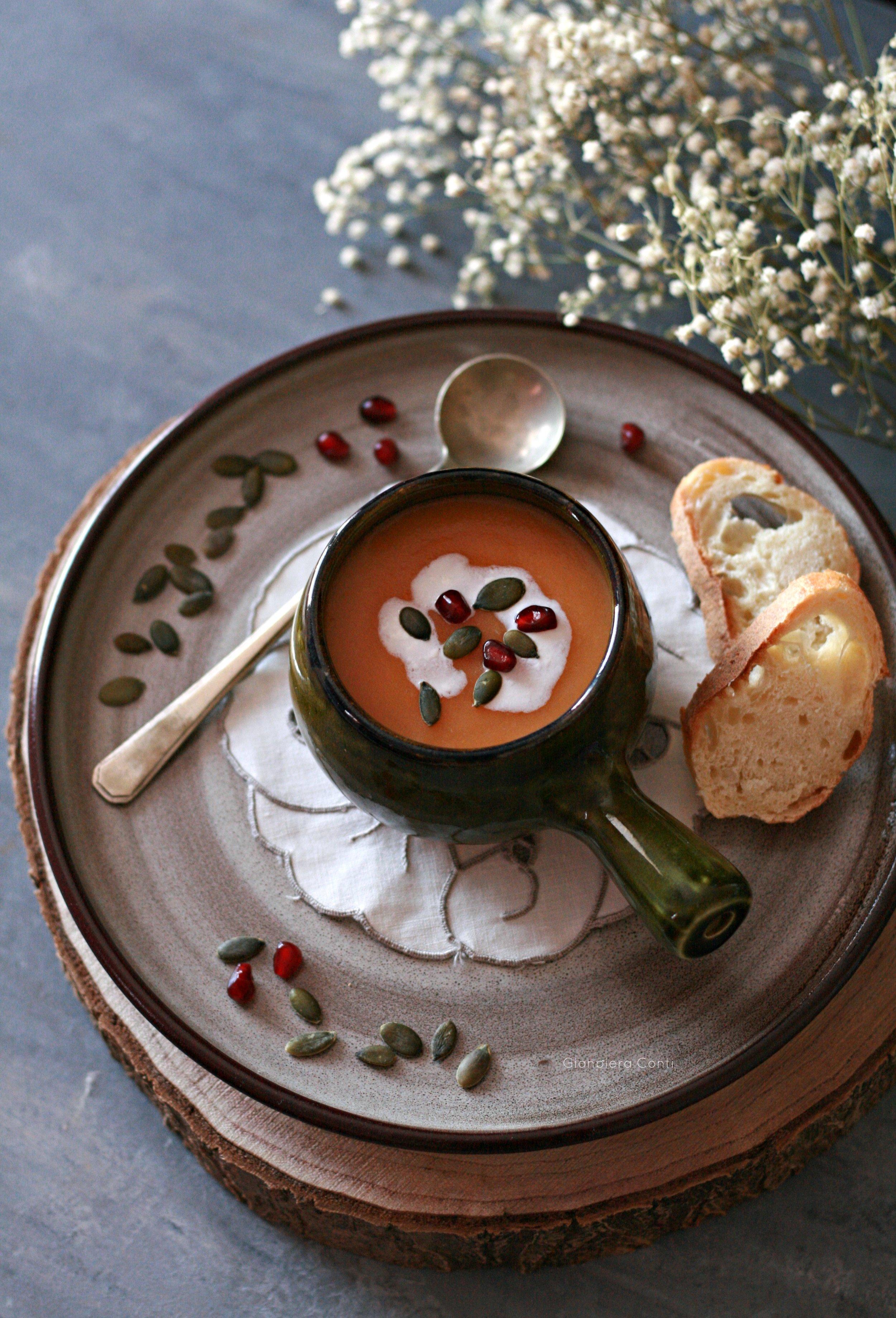 Pumpkin soup 1