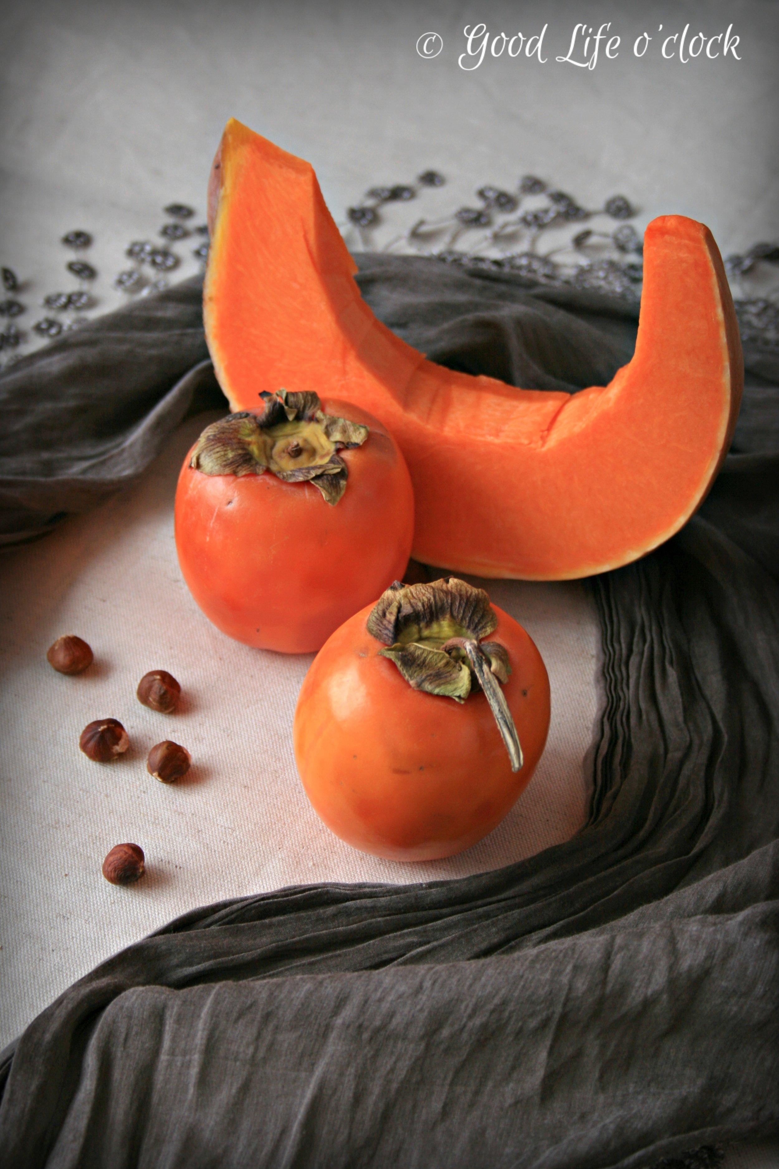 Pumpkin & Persimmons