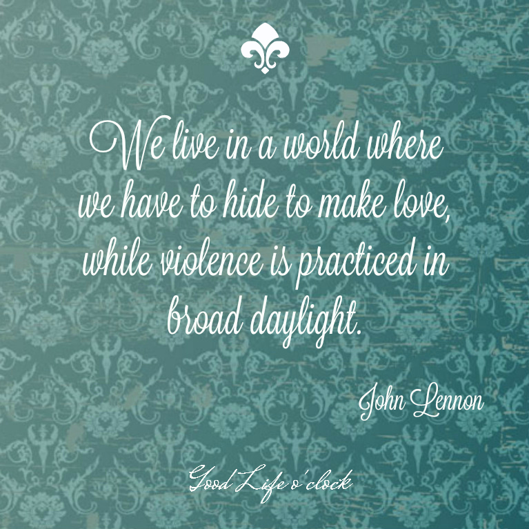 Life Quote John Lennon