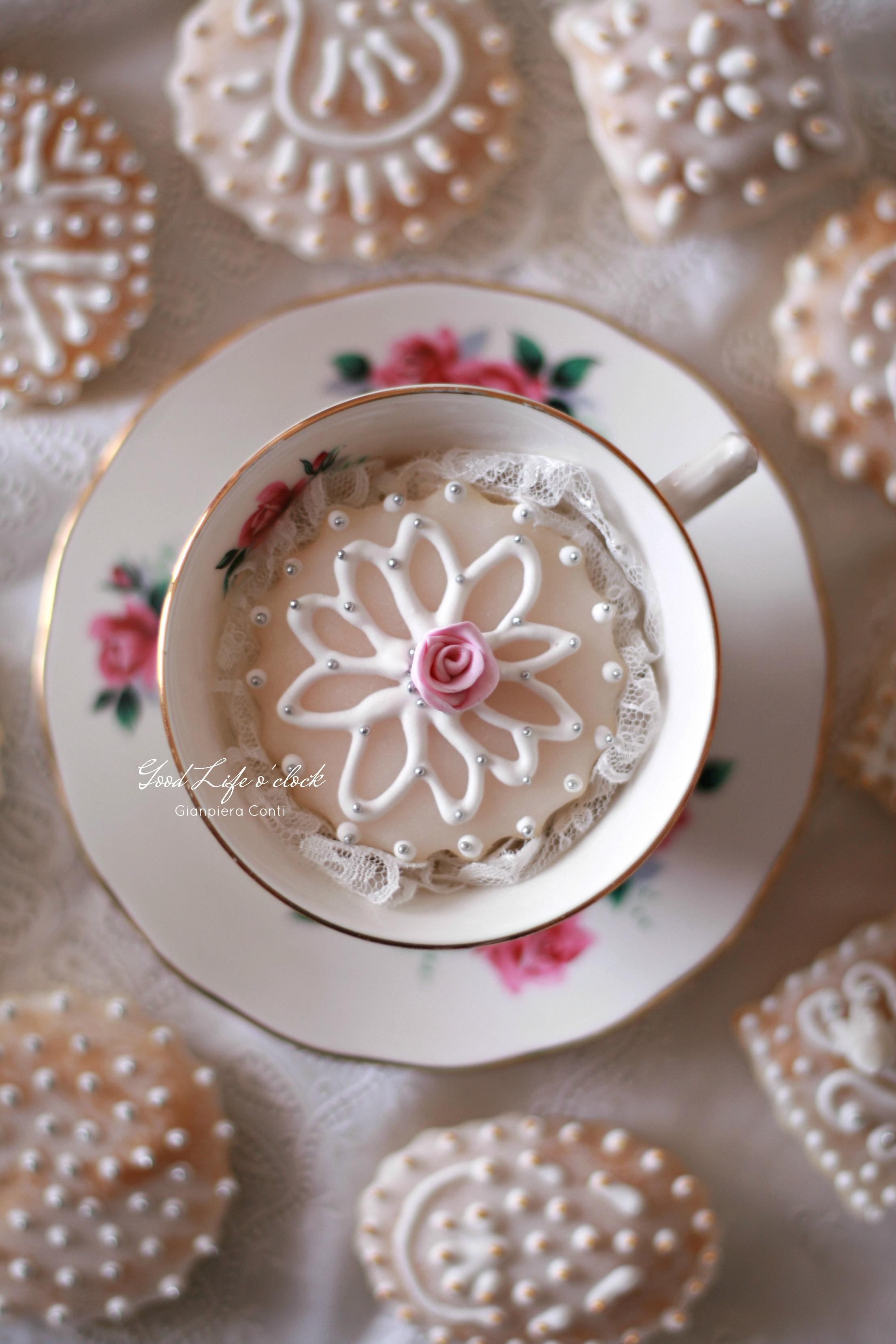 Pastissus Rose in a cup GLOC GC 2