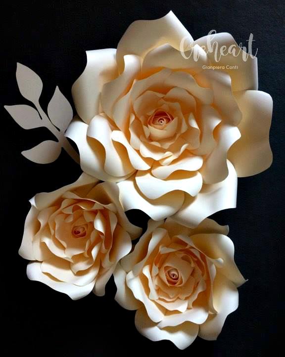 Cream Ivory Roses Set of 3 Creheart GC.jpg