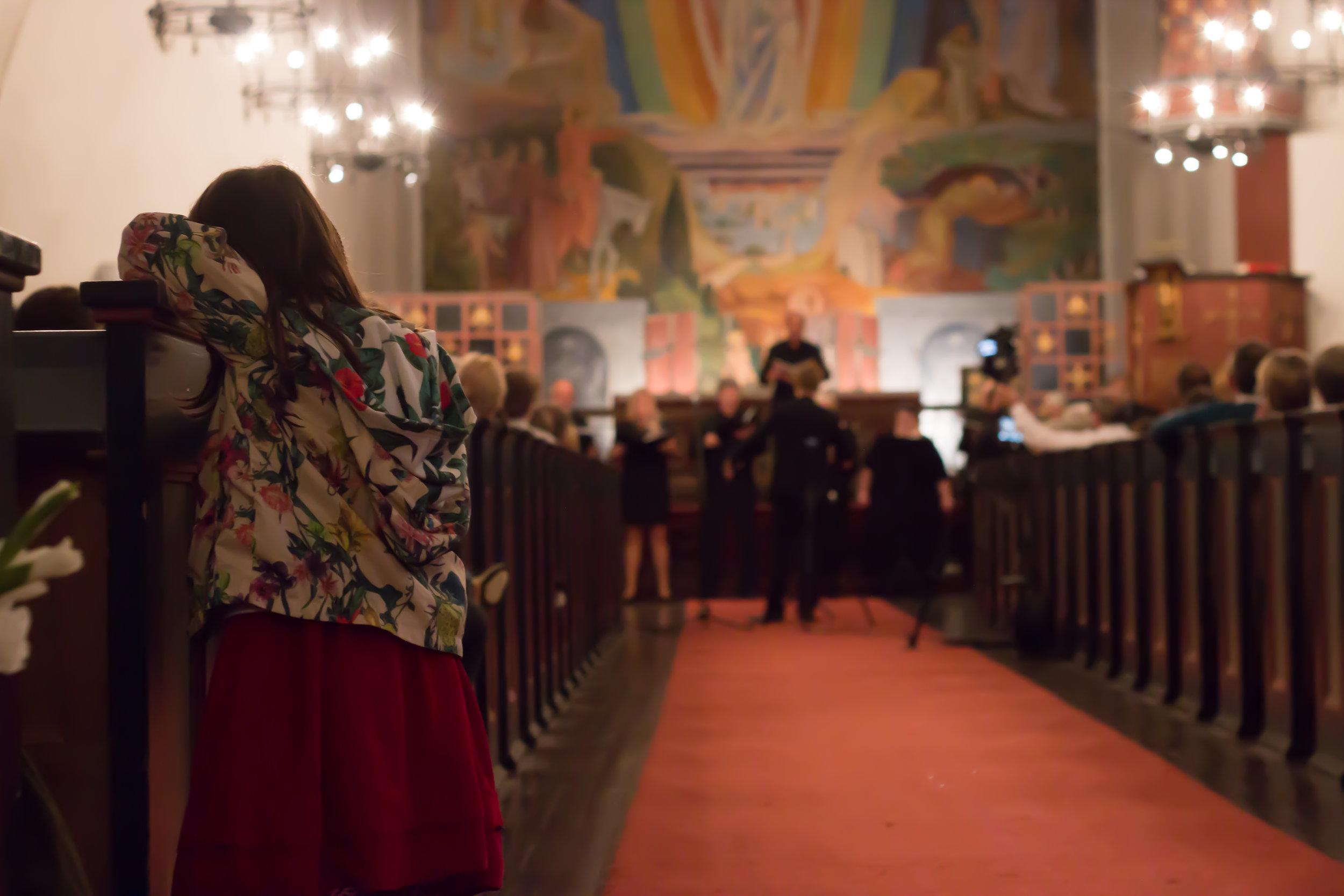7. september kl. 19.00 i Volda kyrkje - the Closing concert