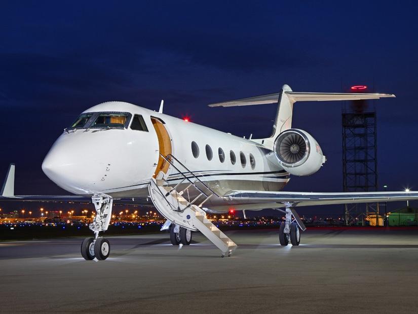 Heavy Jets -