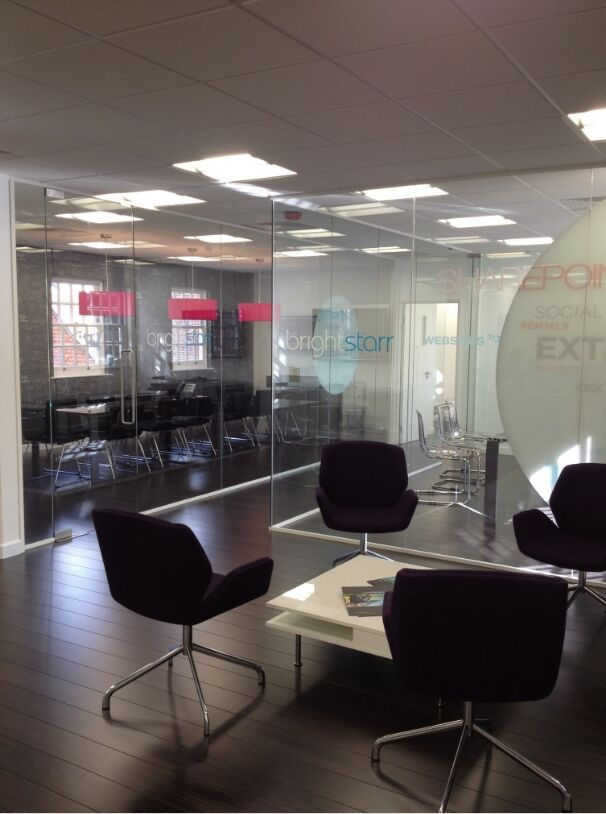 Site survey and space planning - London IT sector-1