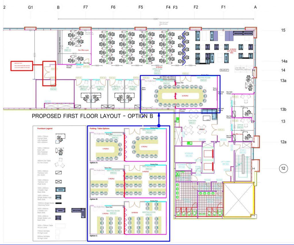 Feasibility studies and concept design - Heathrow logistics sector-1