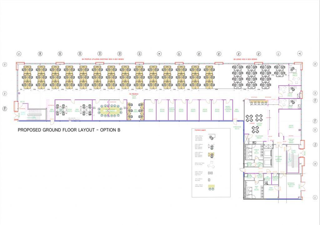 Feasibility studies and concept design - Heathrow logistics sector-2