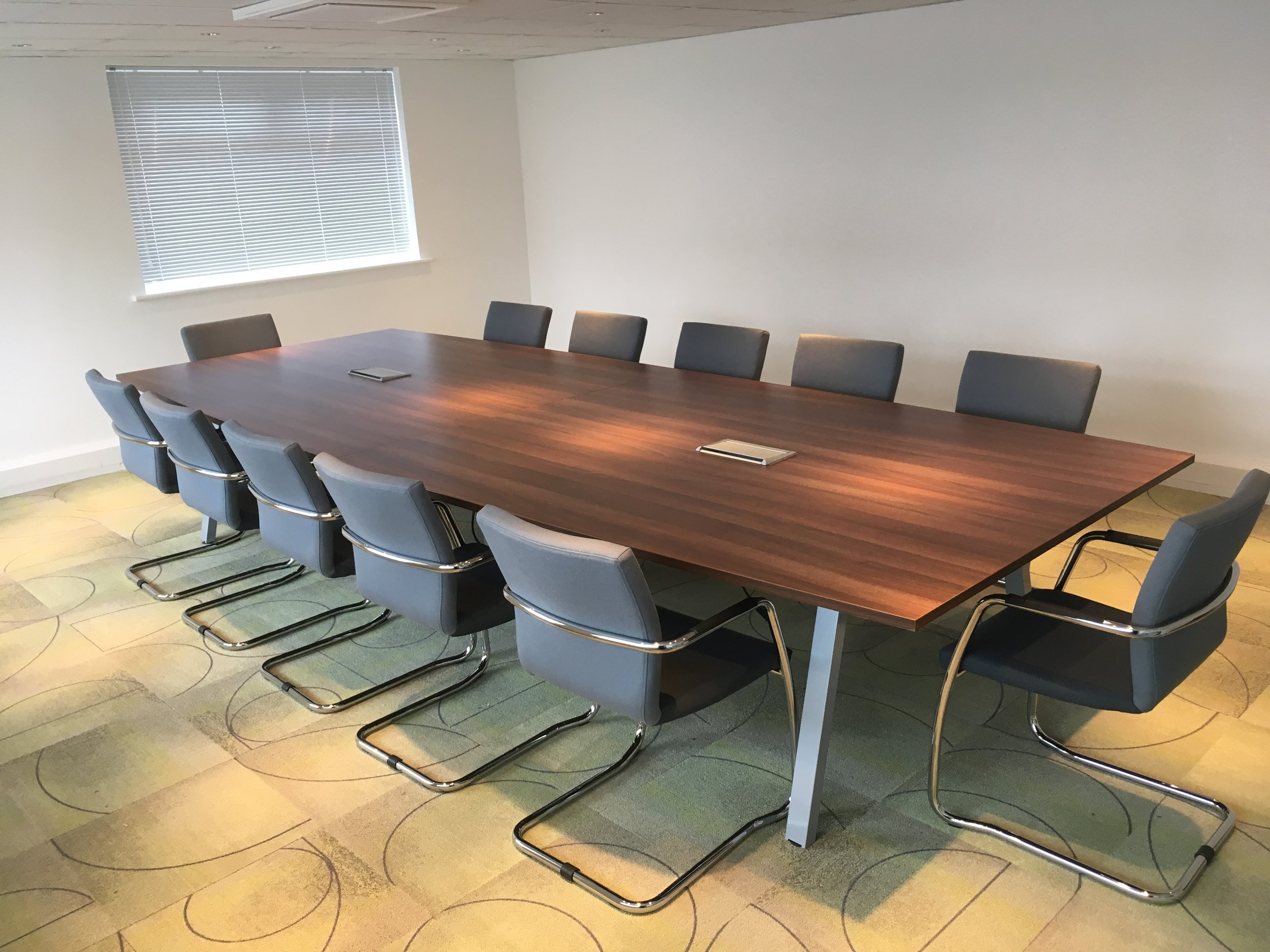 Office remodelling - design and refit - Littlehampton manufacturing sector-7