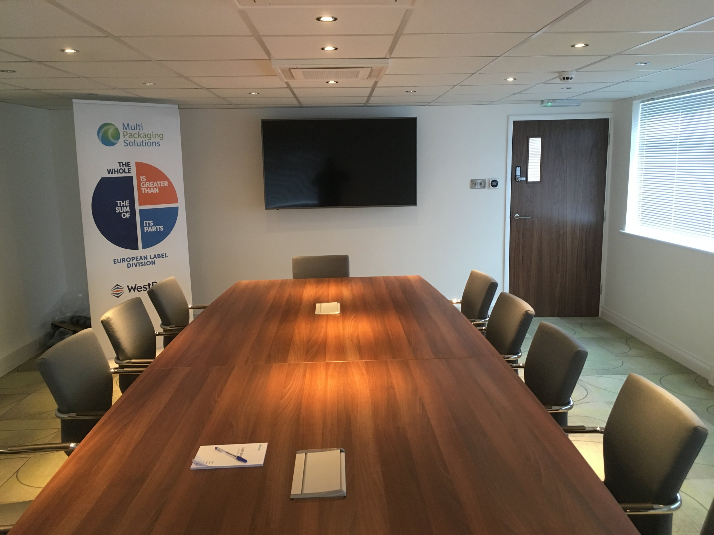 Office remodelling - design and refit - Littlehampton manufacturing sector-9