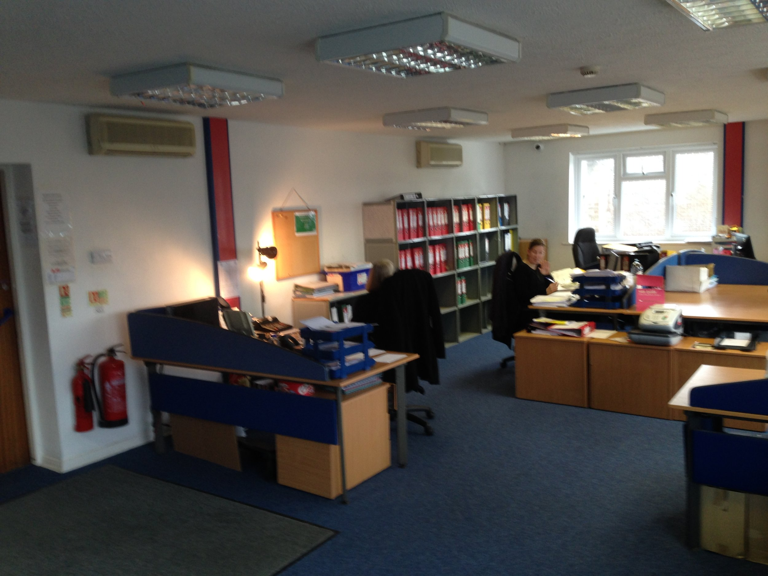 Office remodelling - design and refit - Littlehampton manufacturing sector-10