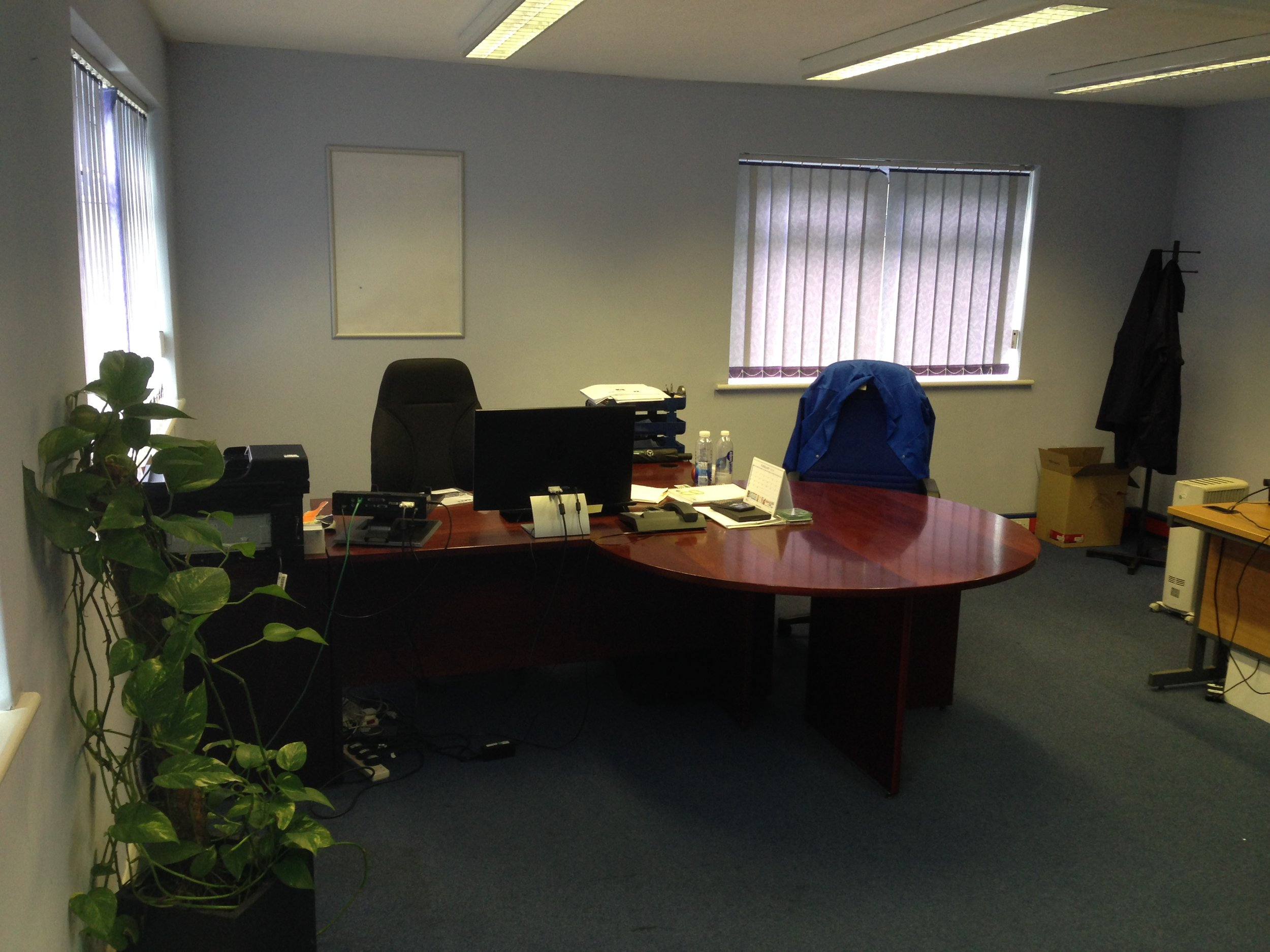 Office remodelling - design and refit - Littlehampton manufacturing sector-15