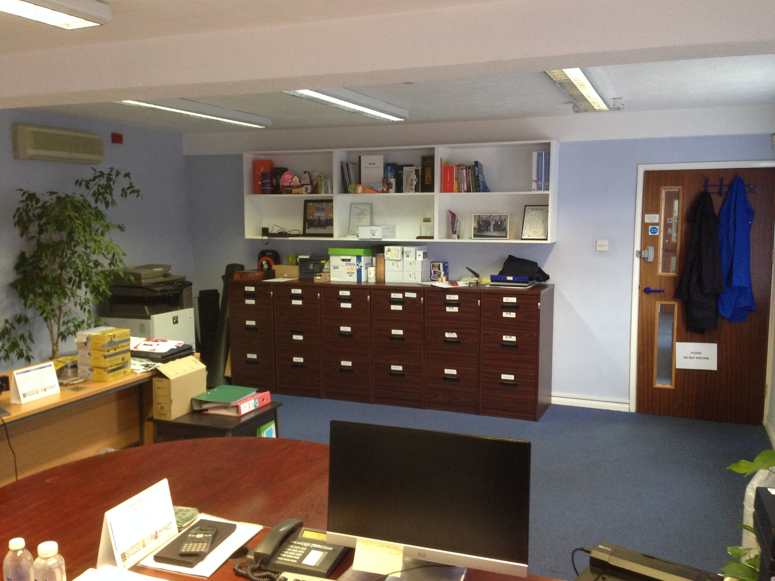 Office remodelling - design and refit - Littlehampton manufacturing sector-16