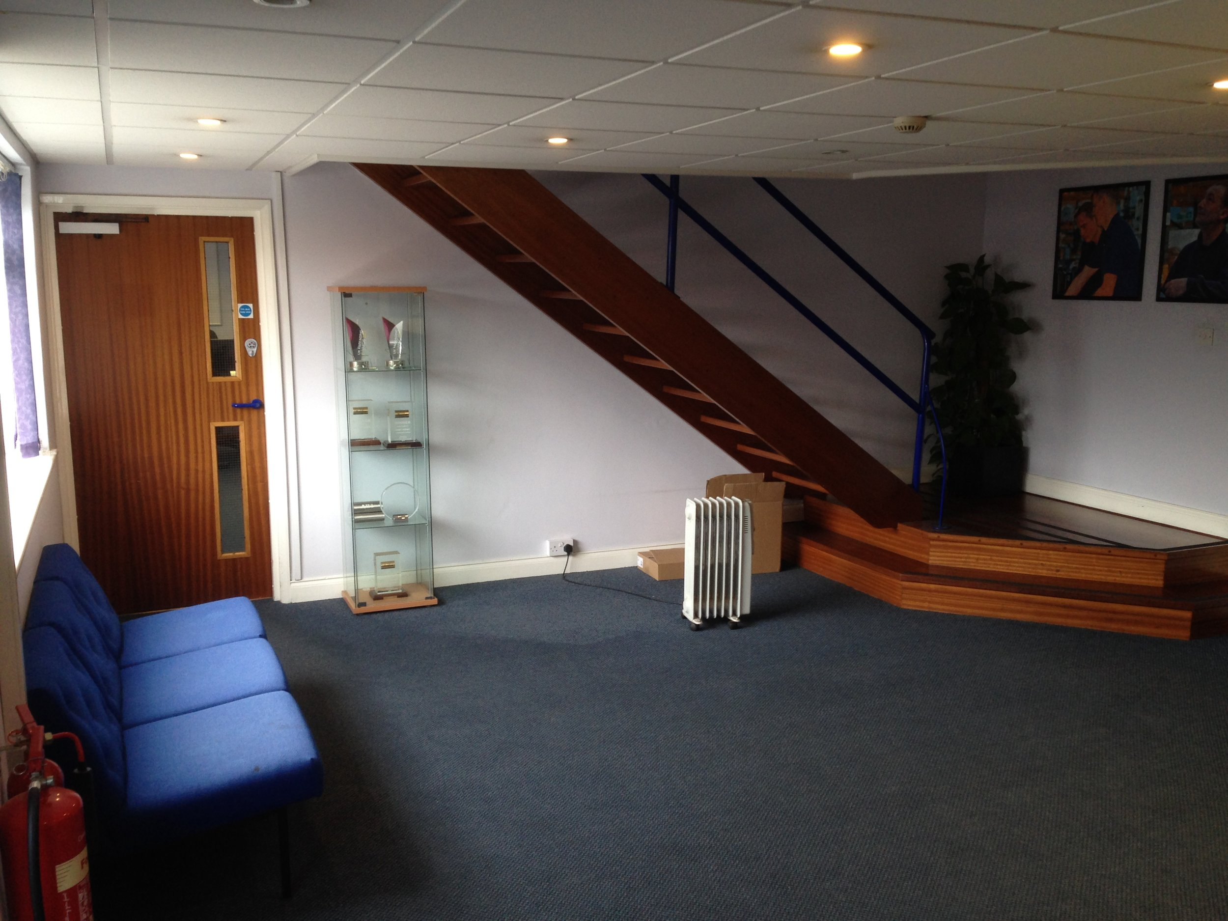 Office remodelling - design and refit - Littlehampton manufacturing sector-18