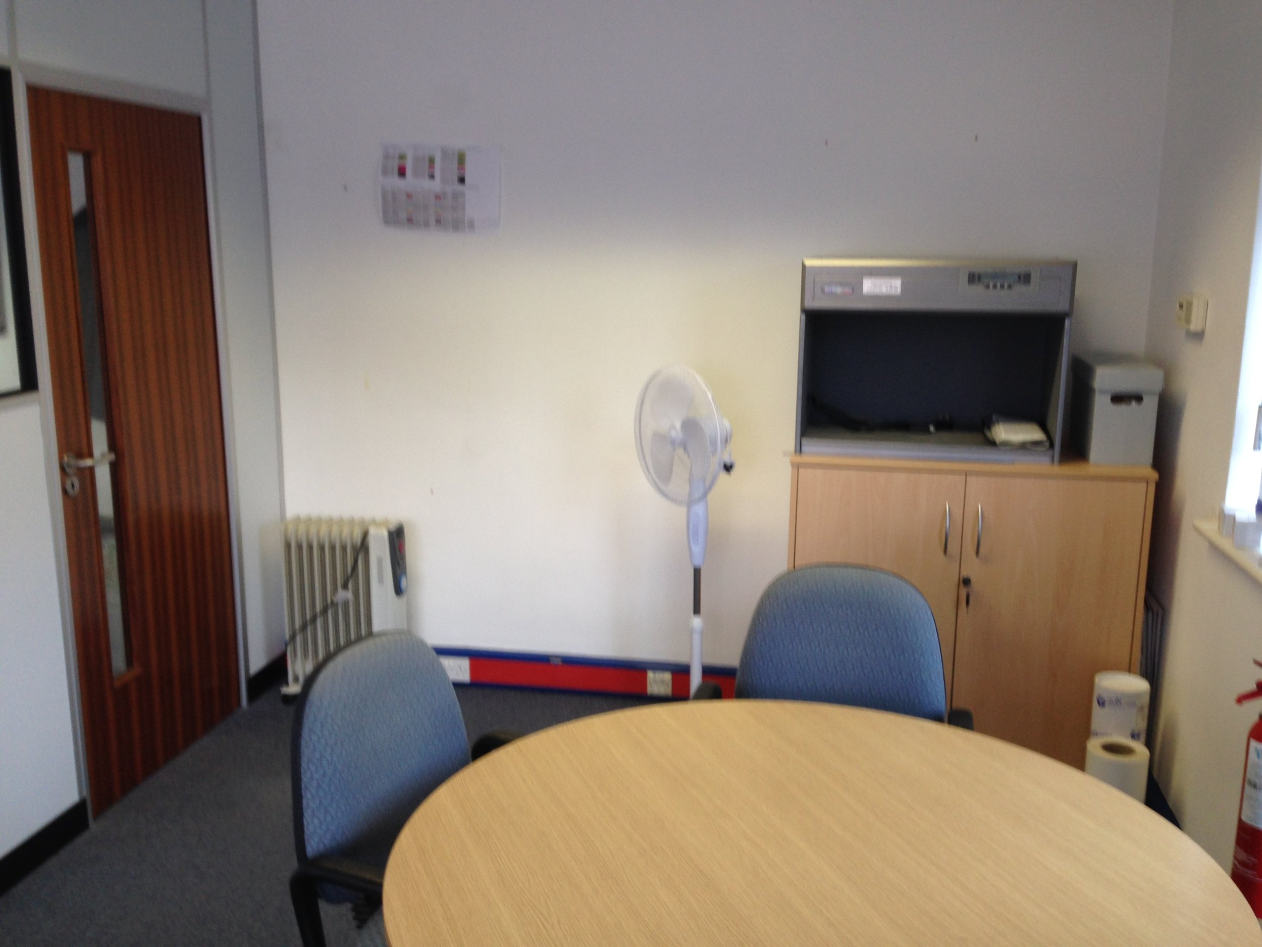 Office remodelling - design and refit - Littlehampton manufacturing sector-20