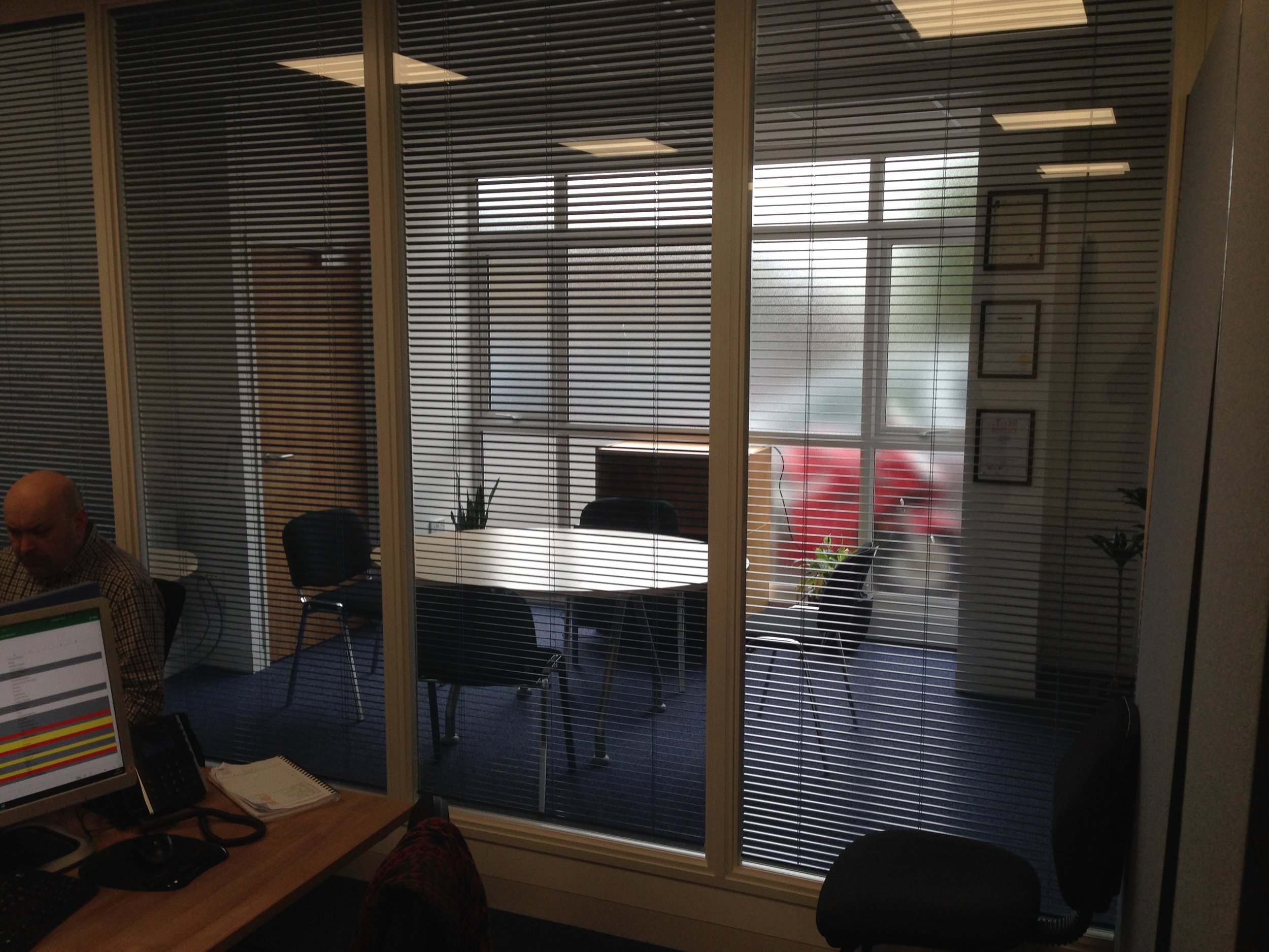 Concept design and office fit-out - Witley marketing sector-4