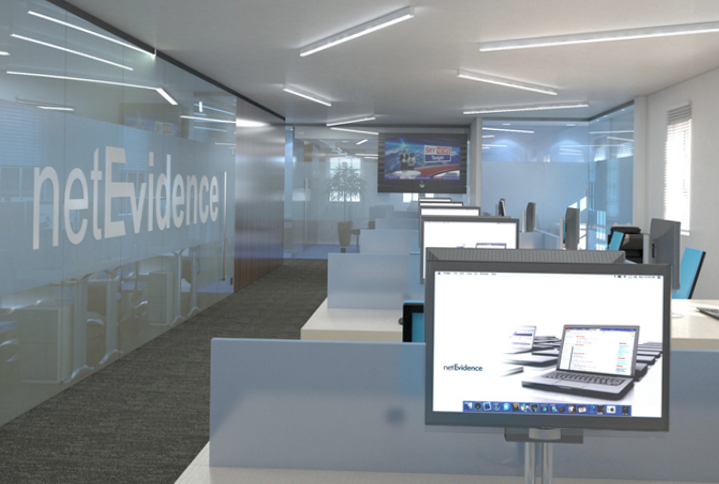 Concept design and 3D visualisation - Surrey IT sector-4