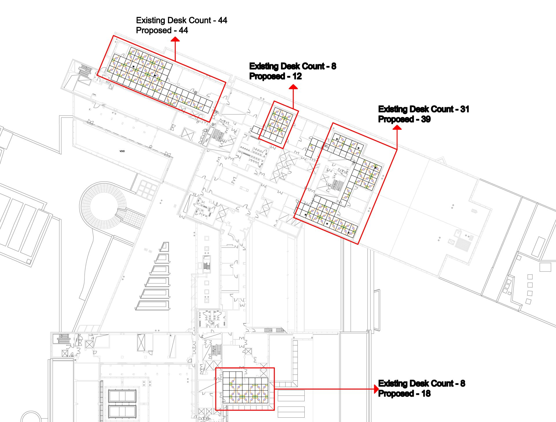 Space Planning London - The British Library-11