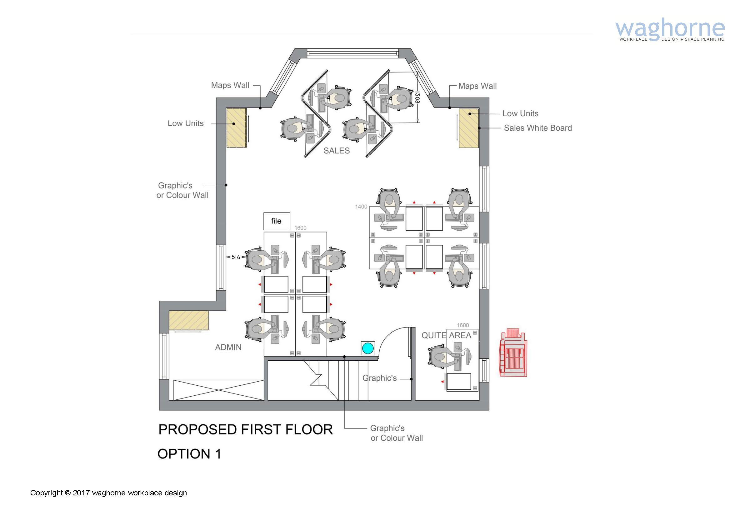 Concept design and branding - Billingshurst recruitment sector-11