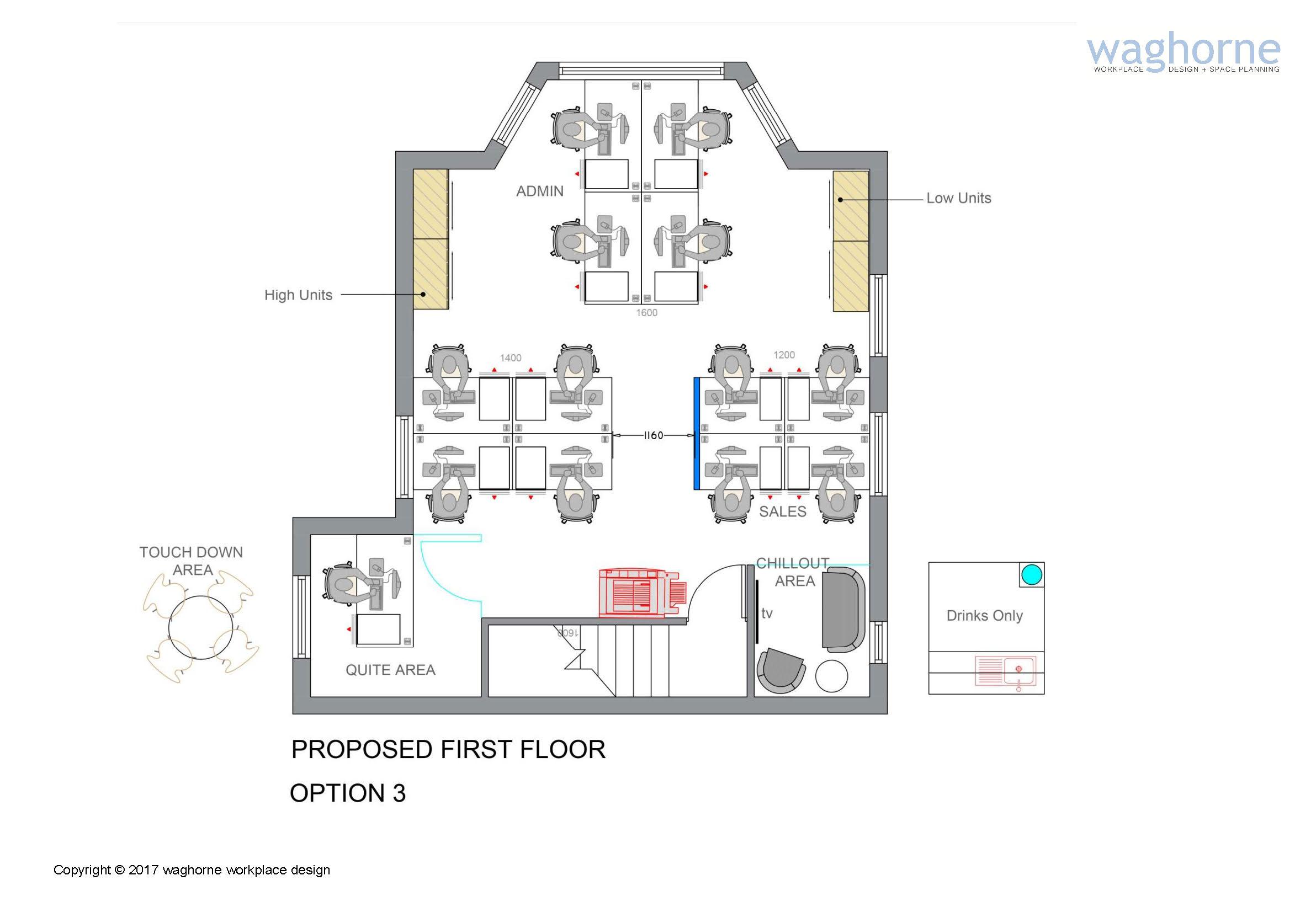 Concept design and branding - Billingshurst recruitment sector-13