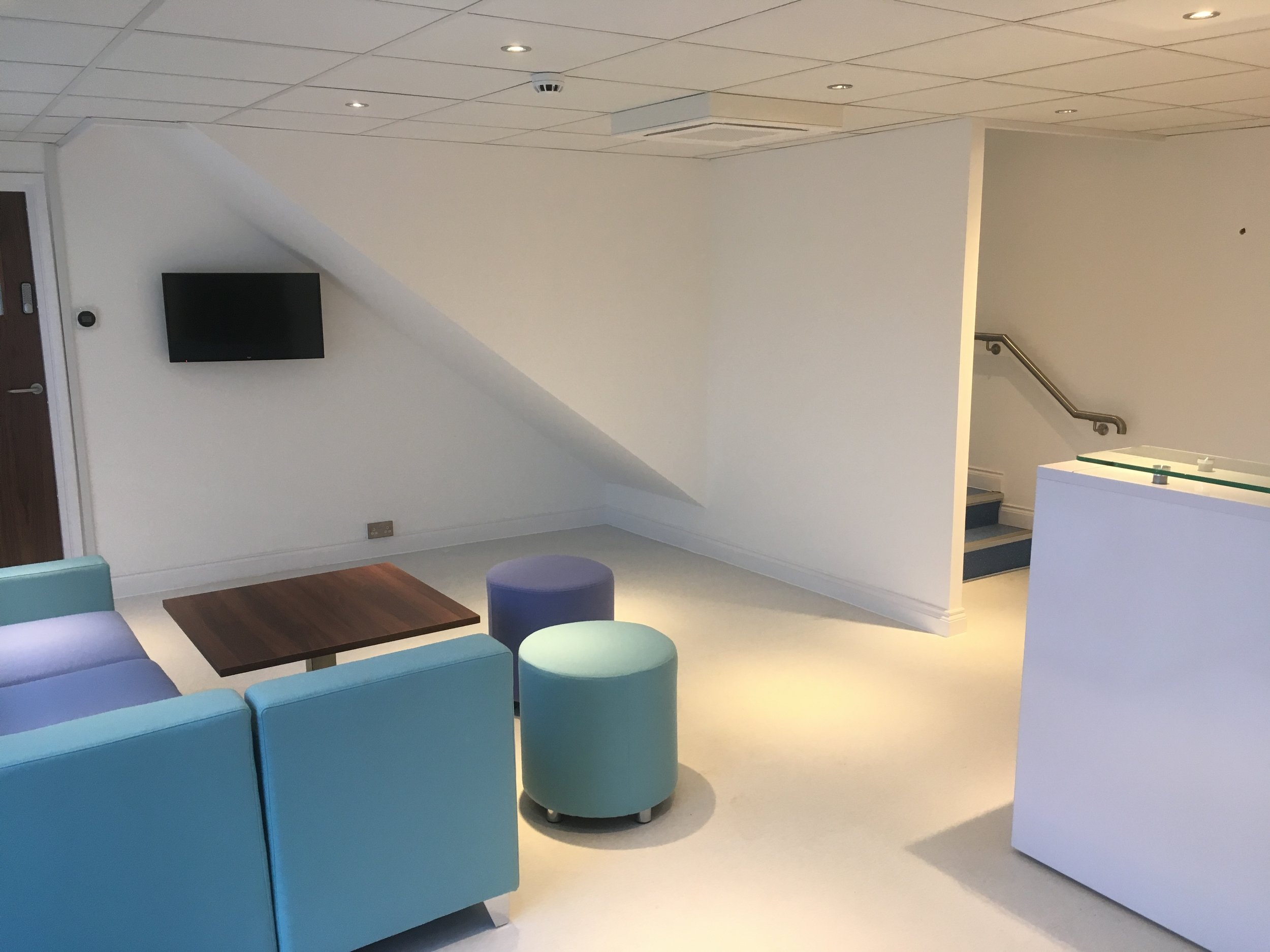 Office remodelling - design and refit - Littlehampton manufacturing sector-3
