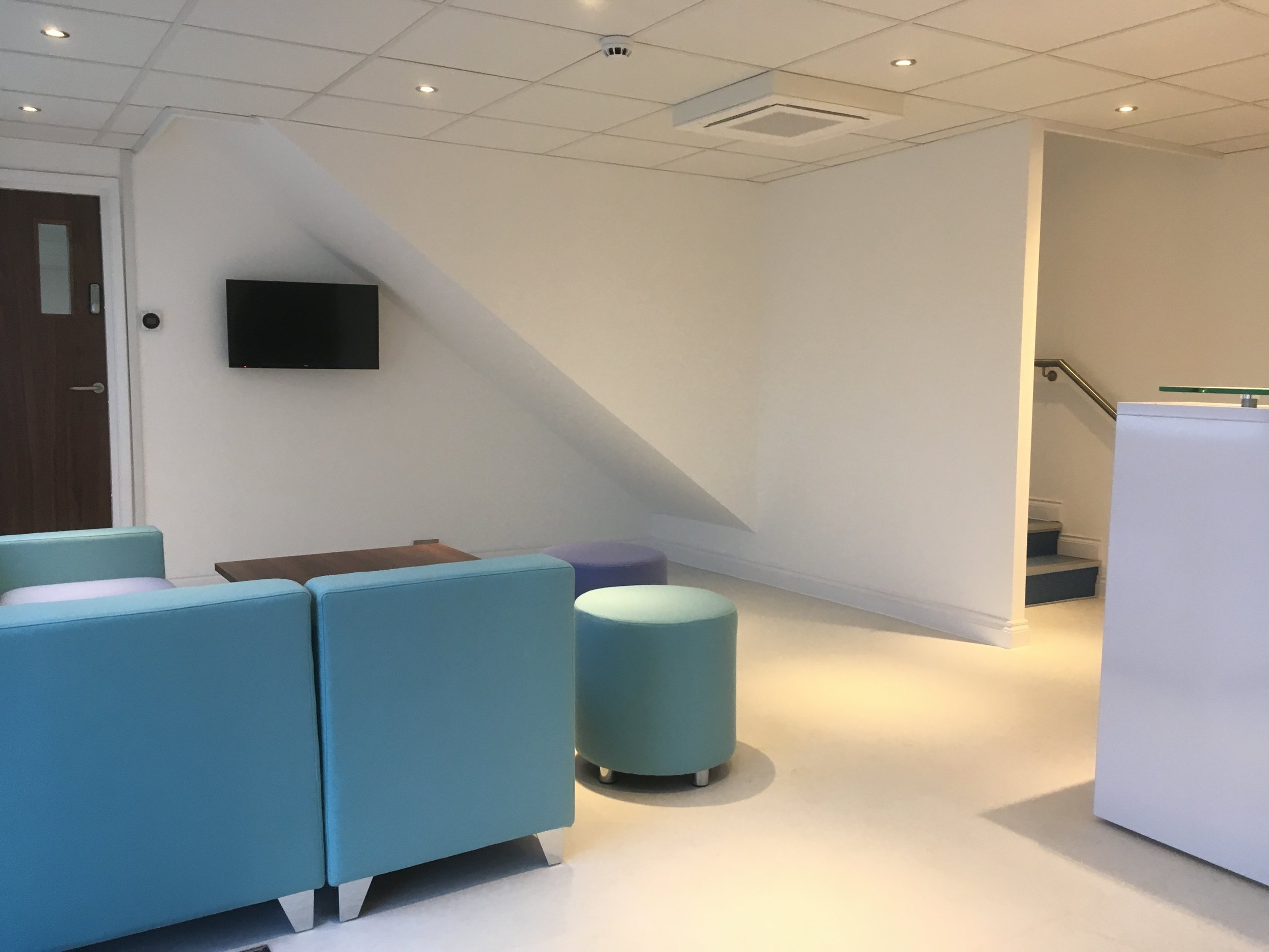 Office remodelling - design and refit - Littlehampton manufacturing sector-4