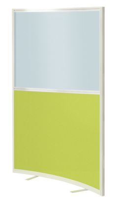 D/005 - DELUXE CURVED SEMI GLAZED SCREEN