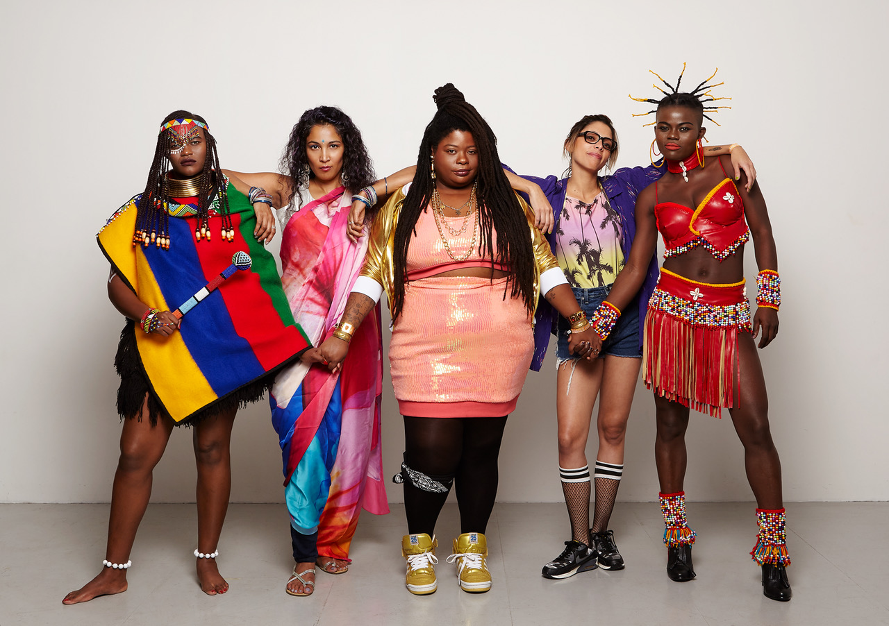 GRRRL, A Global Collaboration -