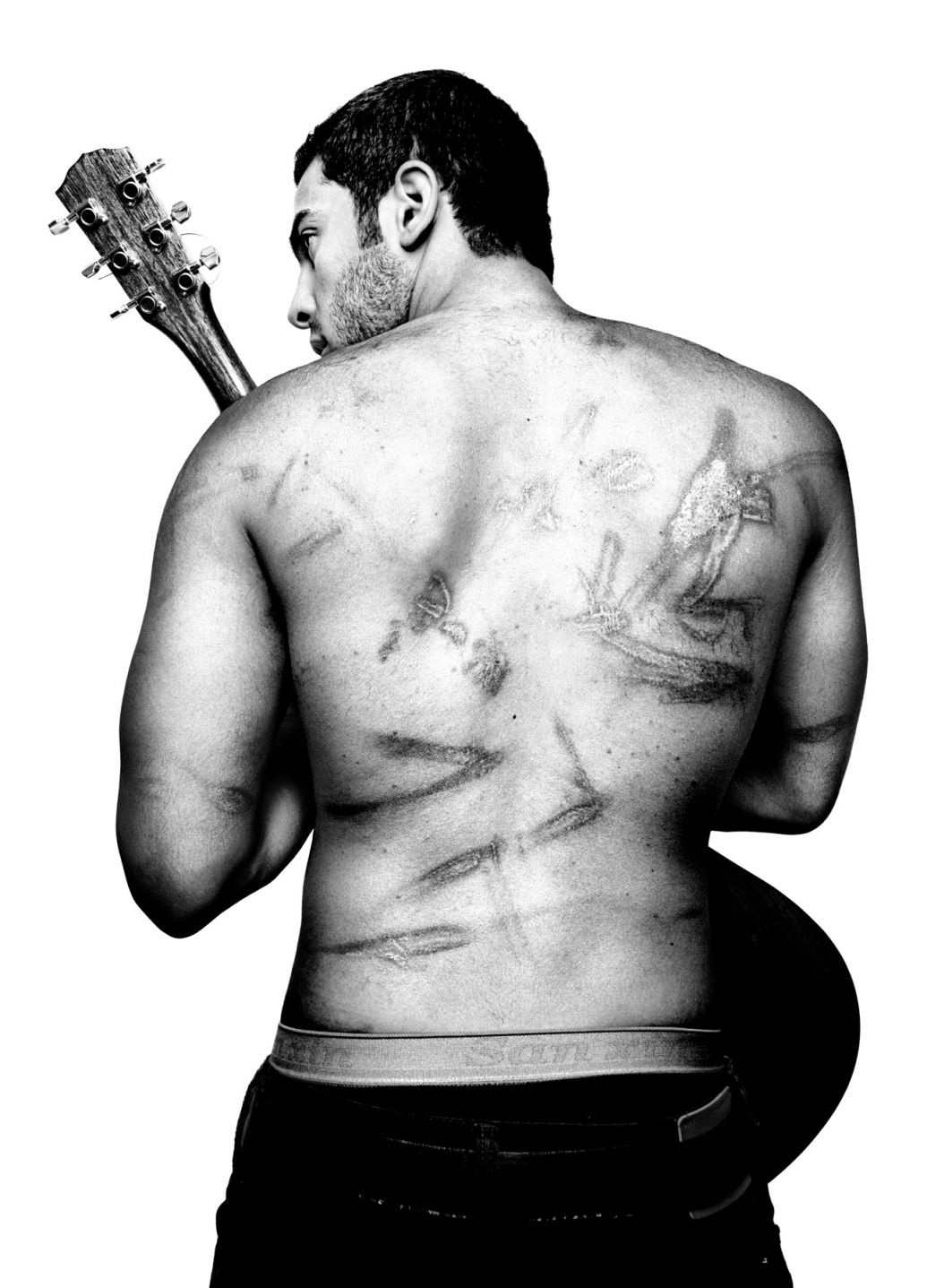 Ramy Essam Photo by Platon